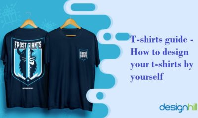 T-shirts guide- How to design your t-shirts by yourself