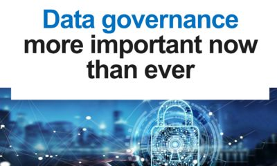 Why data governance is important in workplace management
