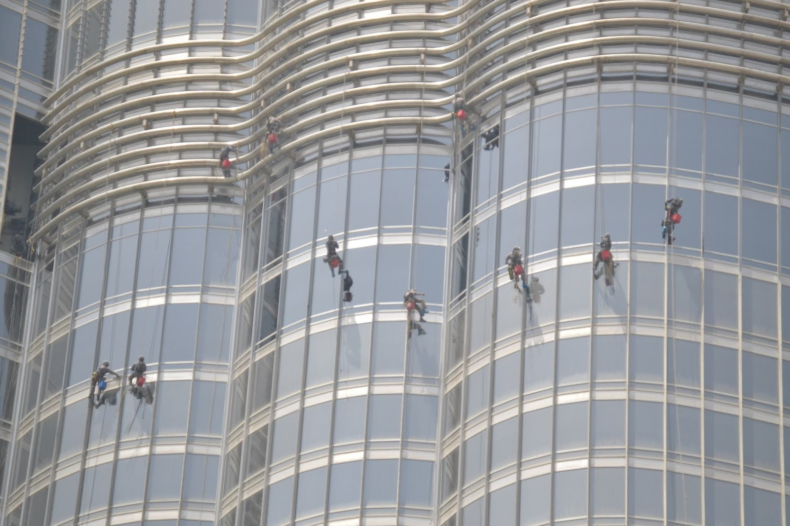 Why Window cleaning is a must in Building Maintenance