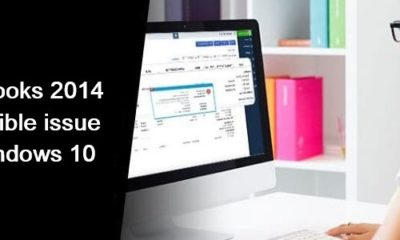 QuickBooks Pro 2014 compatible with windows 10