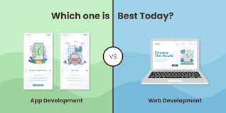 App vs. Web Development Which is Right for Your Business?