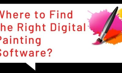 Where to Find the RightDigital Painting Software