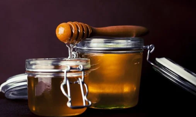 HONEY FOR SKIN AND HAIR
