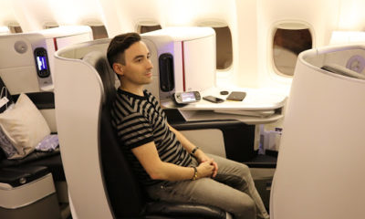Delta Airlines Business Class Flights