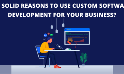 11 Solid Reasons To Use Custom Software Development for your business?