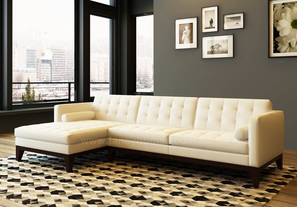 5 Reasons You Should Get a Leather Corner Sofa