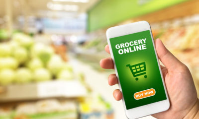 Shopping Groceries from Asian Supermarket Online