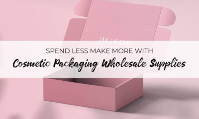 Cosmetic Packaging Wholesale Supplies - Spend Less Make More