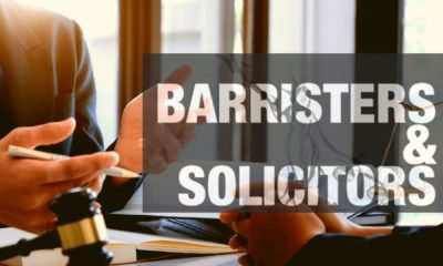 Barrister and Solicitor