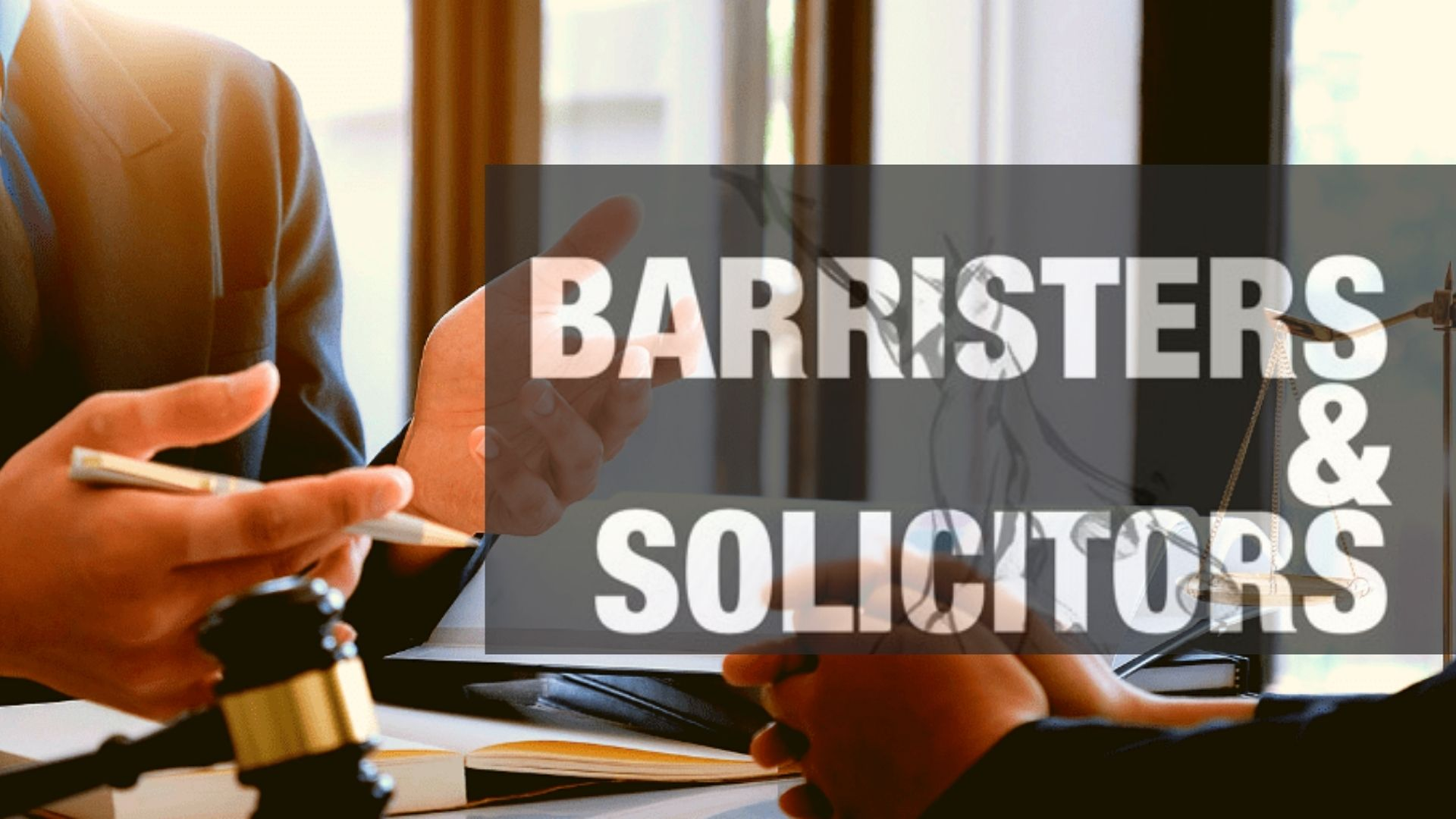 What Is Better A Barrister Or A Solicitor?