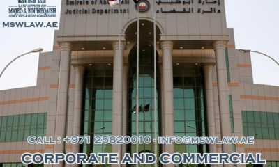corporate and commercial lawyers in Abu Dhabi