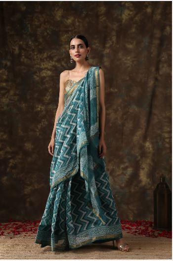 Cotton Saree- A Great Summer Wear to Flaunt Your Beauty