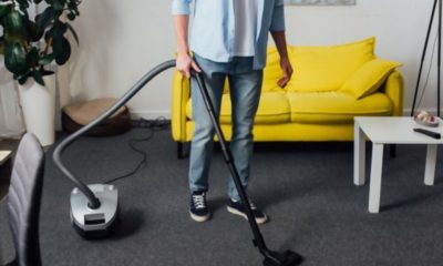 best residential carpet cleaner