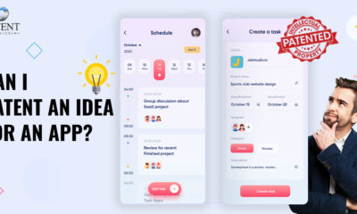 Can I Patent an Idea for an App