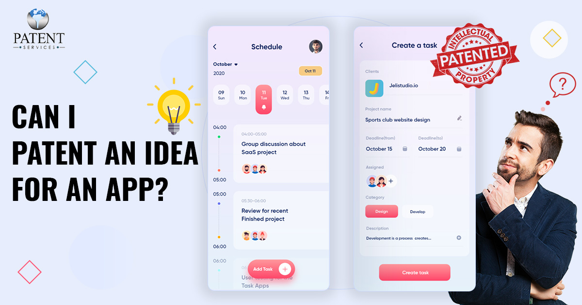 Can I Patent an Idea for an App: An Ultimate Guide