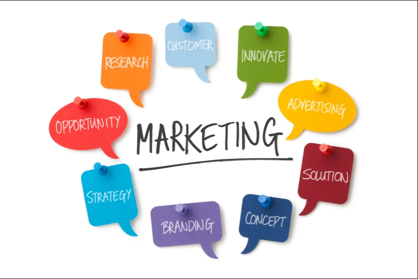 The 6 Essential Key Components of Marketing
