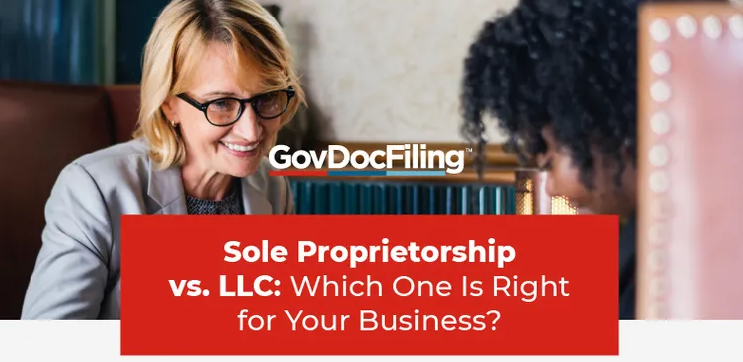 Sole Proprietorship vs. LLC: Which is the Right Choice for You?