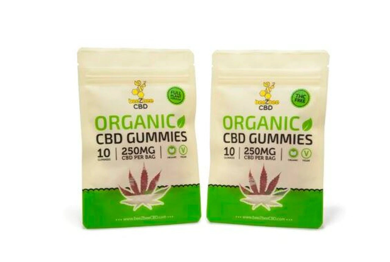 How Can Organic CBD Gummies Help in Pain Management