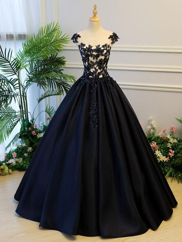 4 Exciting Reasons to Choose Black Prom Dresses