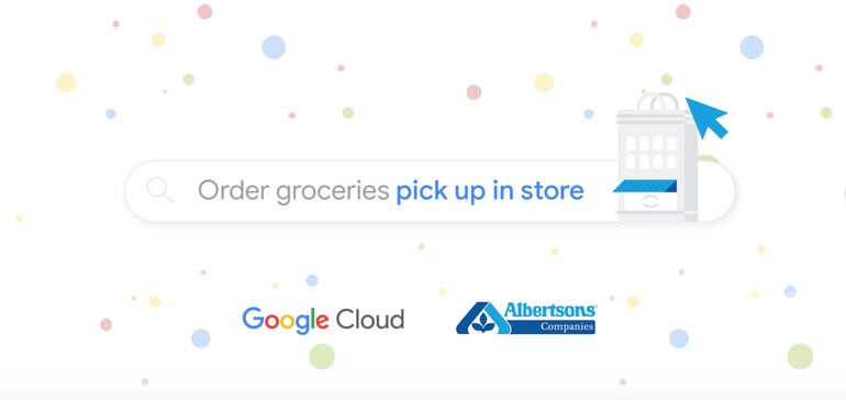 Albertsons Has Partnered With Google to Drive The Convenience Of Online Shopping