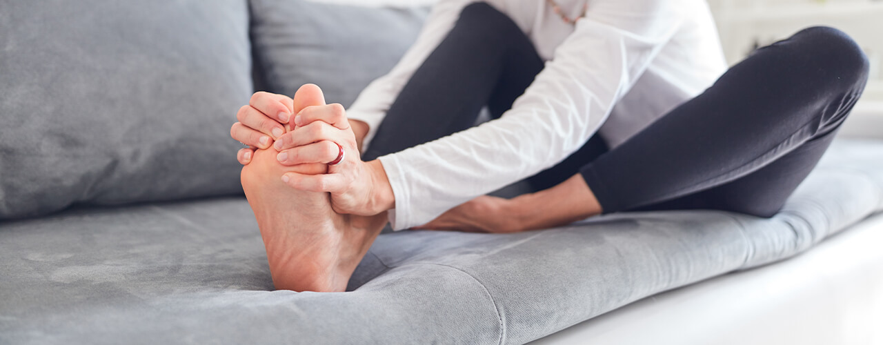 AN OVERVIEW OF FOOT AND ANKLE PAIN, ITS DIAGNOSIS AND TREATMENT