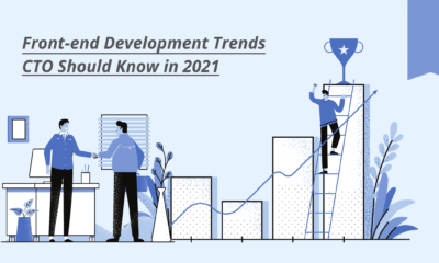 front end development trend