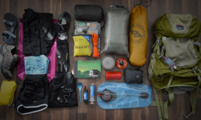 Don't Leave Home Without The 11 Essentials OF Hiking Gear