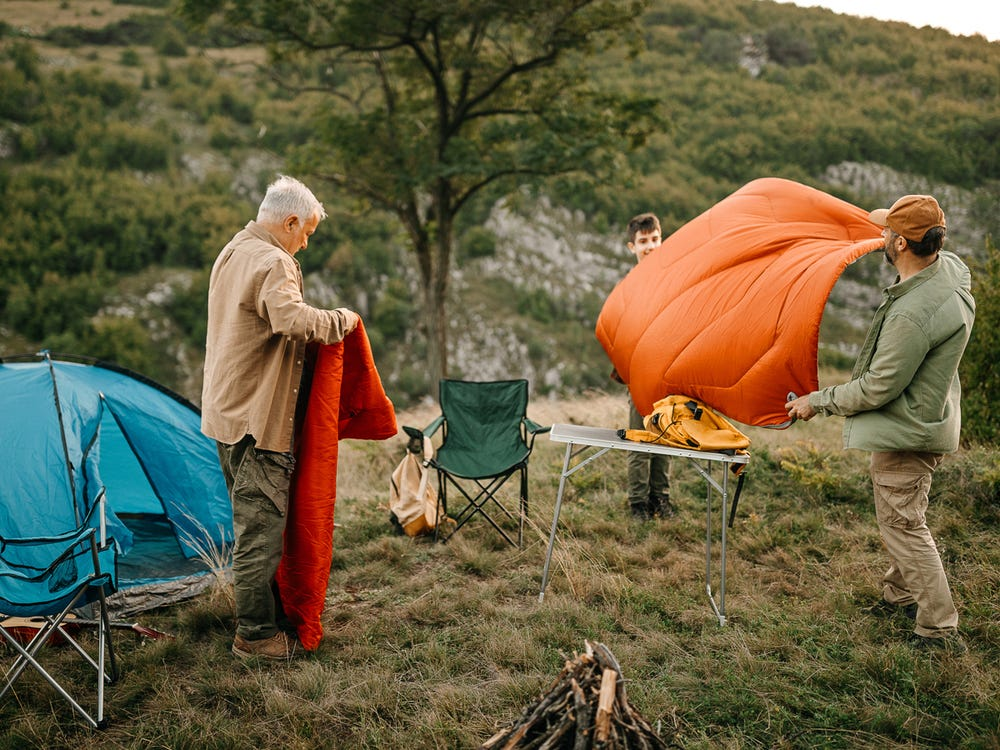 5 Camping Essentials You Should Take On Your Next Big Adventure