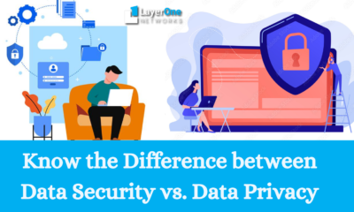 Difference between data security vs. data privacy
