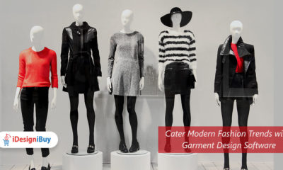 Cater Modern Fashion Trends with Garment Design Software
