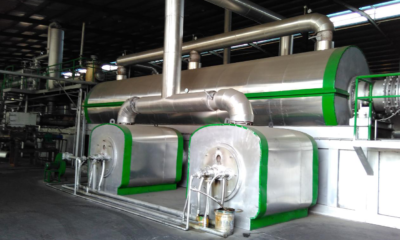 Choosing a Quality Tire Pyrolysis Plant Available for Purchase