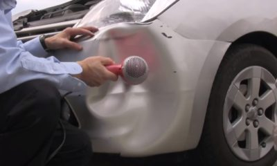 Dents Removed From Your Car