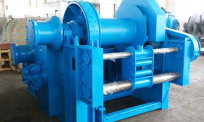 Different Kinds Of 12 Ton Winches