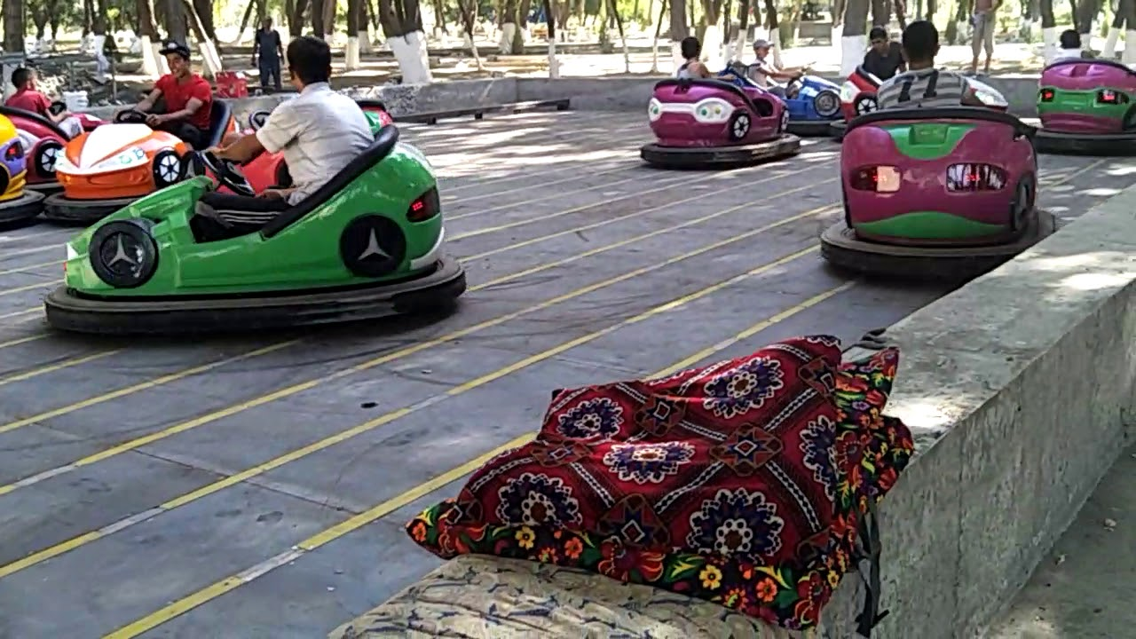 Some Great Benefits Of Inflatable Bumper Cars For Children
