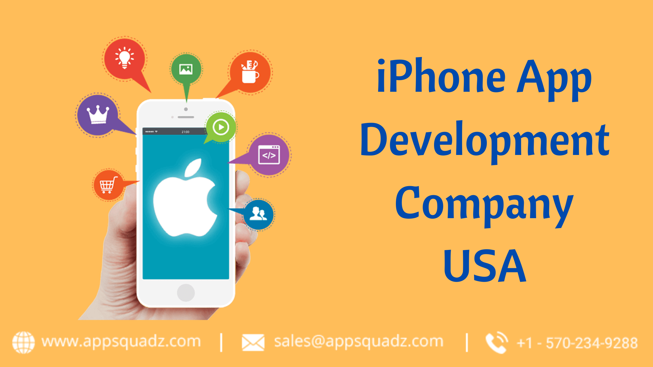iPhone App Development Company USA is Providing Best Results in Software Programming