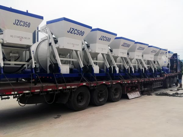 Finding The Optimum From The Concrete Mixers Available For Sale