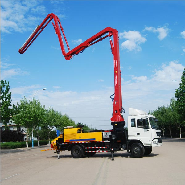 What Are The Different Types Of Concrete Pump Indonesia Offers