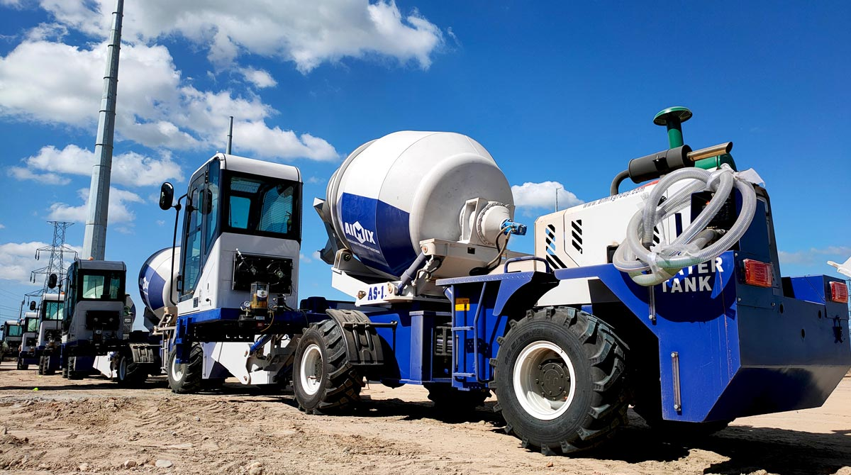 What Exactly Is A Good Price For Any Self-Loading Concrete Mixer?