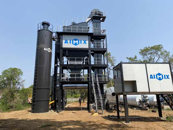 Decide On The Best Asphalt Plant in Indonesia