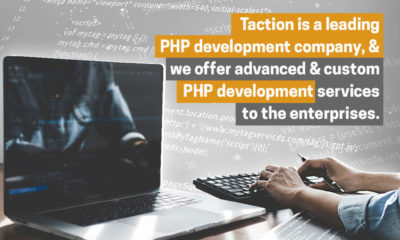Best PHP Development Company To Develop Your Website