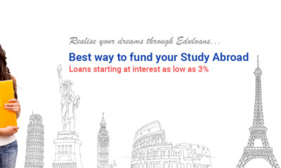 Education loan for study abroad