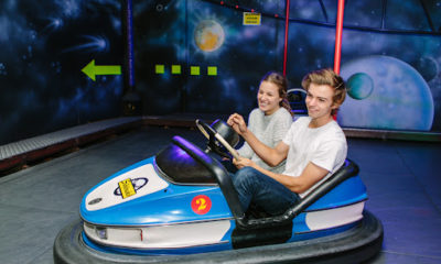 Four Factors Why Dodgem Cars Are Among The Most Favored Theme Park Rides