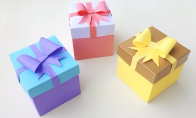Getting Custom Gift Boxes for Precious Items