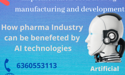 Implementation of AI in Drug Manufacturing and Development