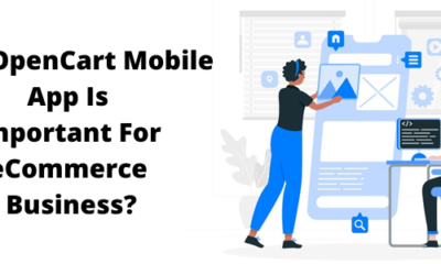 OpenCart Mobile App Builder Is Important For eCommerce Business