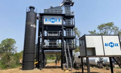 Portable Asphalt Plants Available For Sale - Why Get This Investment