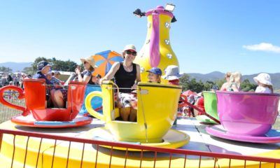 Teacup Carnival Rides