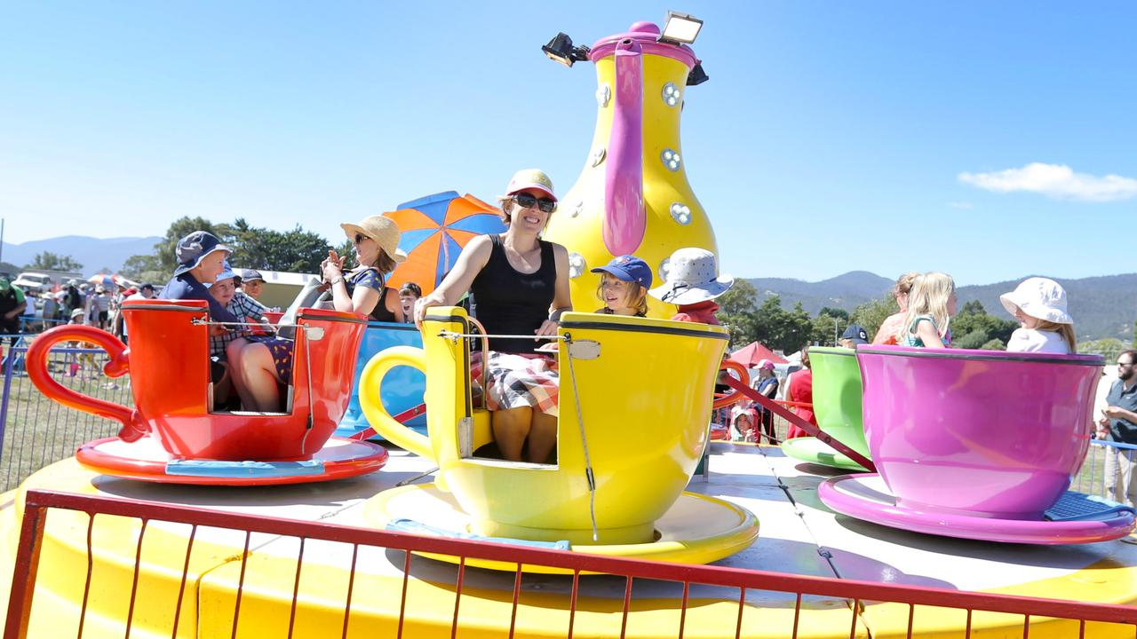 Why Teacup Carnival Rides Are Becoming A Lot More Popular