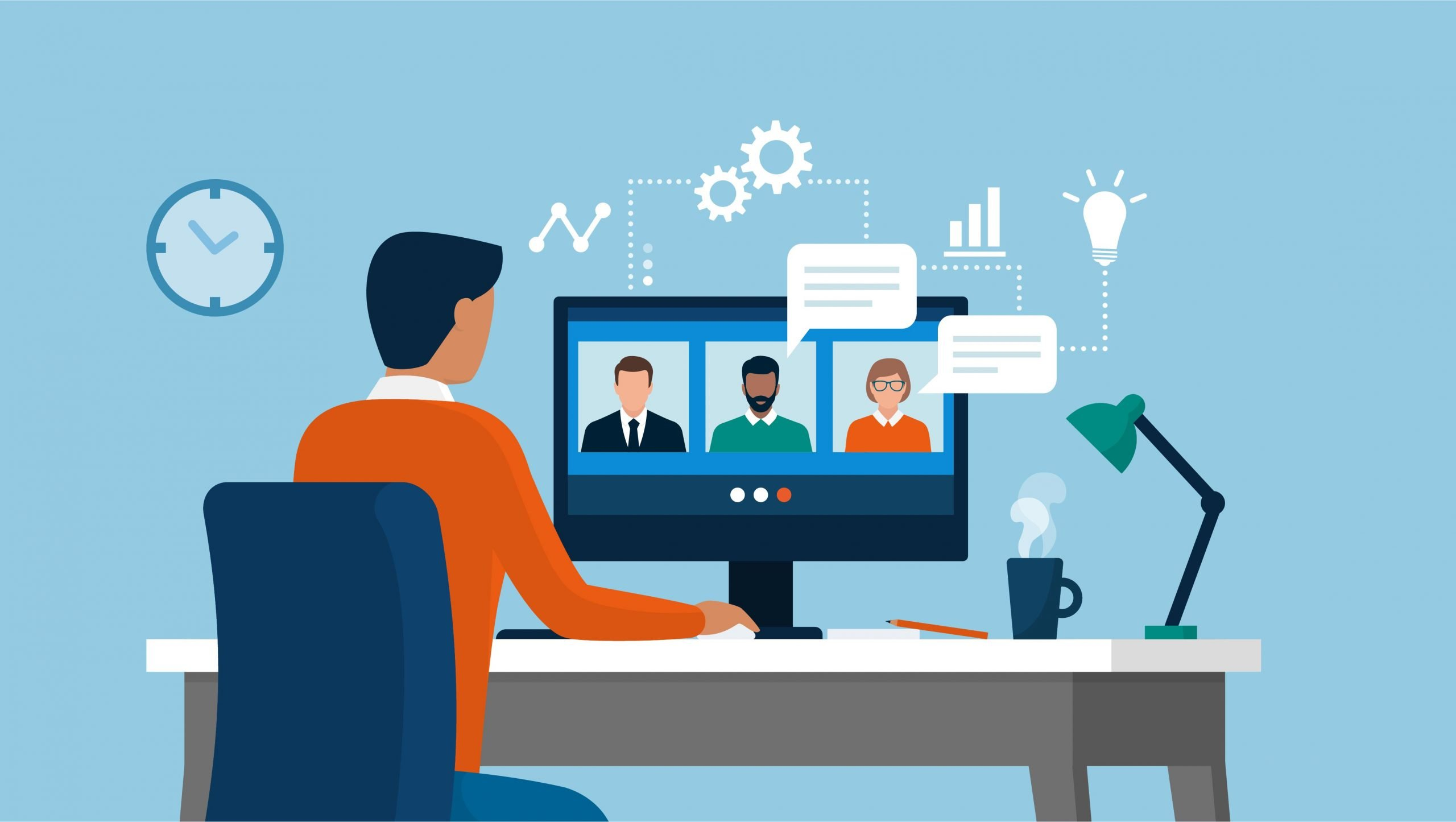 Tips to Increase Productivity of Remote Team