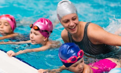 A Parent's Guide to Starting Swim Lessons for Kids